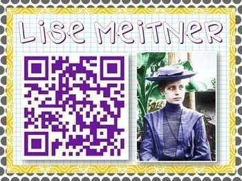 WOMEN Scientist of the Month using QR Codes Volume 3