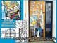 Wonder by R.J. Palacio Kindness, Collaborative Classroom Door Poster, & Bookmark