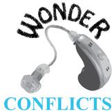 WONDER Conflict Graphic Organizer - 6 Types of Conflict - Palacio R.J.