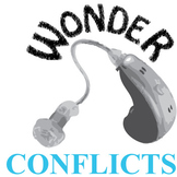 WONDER Palacio R.J. Novel Conflict Graphic Organizer - 6 T