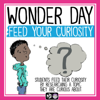 WONDER DAY: BACK TO SCHOOL ACTIVITY