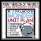 WONDER UNIT PLAN DIGITAL AND PRINT BUNDLE