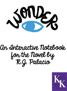 WONDER Interactive Notebook