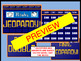 WONDER - JEOPARDY! Novel Review Game