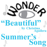 WONDER Palacio R.J. Novel Beautiful Christina Aguliera Analysis