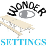 WONDER Setting Organizer - Physical & Emotional - Palacio R.J.
