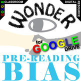 WONDER PreReading Bias Activity (Created for Digital)