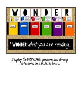 WONDER (Reading/Writing Bulletin Board)