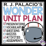 WONDER UNIT PLAN