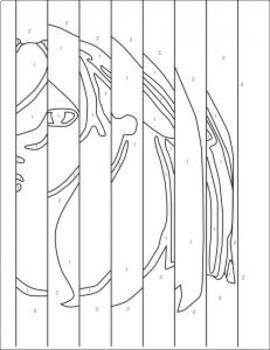 WONDER by RJ Palacio - Character Agamograph Activities
