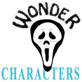 WONDER Palacio R.J. Novel Characters Organizer
