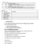 WONDER resource packet