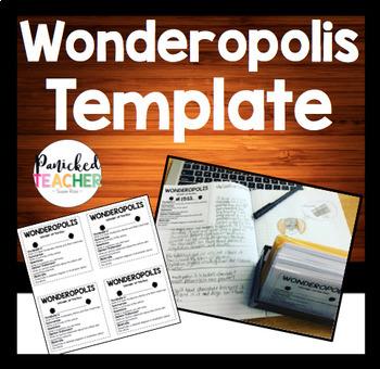 WONDEROPOLIS TEMPLATE