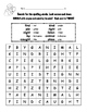 """WONDERS 1st Grade SPELLING with extra words! No repeats """"Word Search Color Coded"""