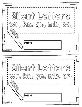Spelling Booklet 2nd Grade WONDERS Unit 4