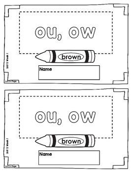 Spelling Booklet 2nd Grade WONDERS Unit 5