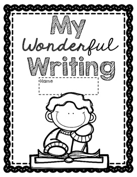 Weekly Writing Activity 2nd Grade WONDERS