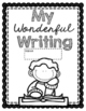 2nd Grade WONDERS  - Weekly Writing Activity