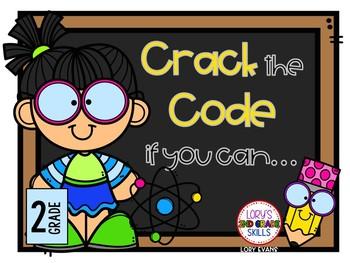 WONDERS Crack the Code Grade 2