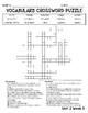 WONDERS - CrossWord Puzzles Unit 2 FREEBIE