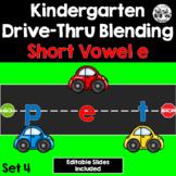 WONDERS Kindergarten Drive-Thru Blending: Unit 5