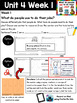 WONDERS Kindergarten Research and Inquiry Projects *Unit 4*