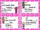 MC GRAW-HILL WONDERS aligned: ROCK ON! Grammar Task Cards and/or Scoot Games #4
