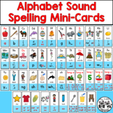 WONDERS Alphabet Sound Spelling Mini-Cards