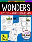WONDERS Unit 1 Tests
