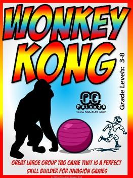 WONKEY KONG