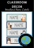 WOODLAND ANIMALS - Bundle Pack