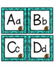WOODLAND ANIMALS FOREST THEMED WORD WALL SET 3 styles and