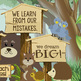 WOODLAND animals - Classroom Decor: LARGE BANNER, In Our C