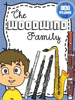 WOODWIND FAMILY ACTIVITIES