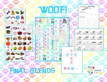 WOOF! Final Blends Game