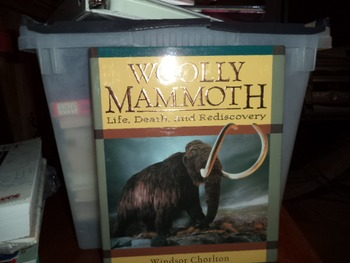 WOOLLY MAMMOTH            ISBN 0-439-24134-0