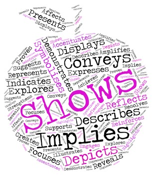WORD CLOUD BUNDLE: Vocabulary and Subject Terminology Extension