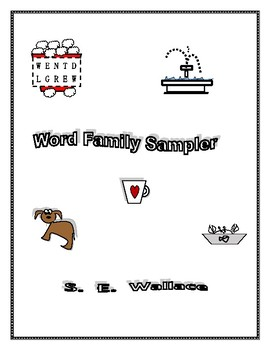 WORD FAMILY SAMPLER