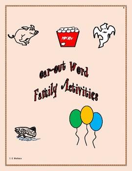 WORD FAMILY WORKBOOK OAR-OUT