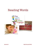 WORD KNOWLEDGE ASSESSMENT EARLY READING