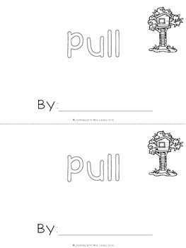 WORD OF THE WEEK - PULL