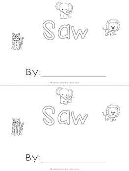 WORD OF THE WEEK - SAW