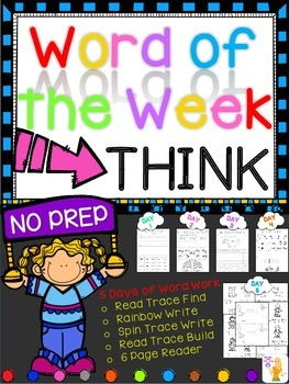 WORD OF THE WEEK - THINK