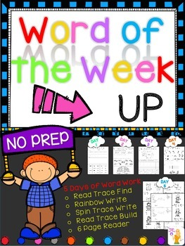 WORD OF THE WEEK - UP