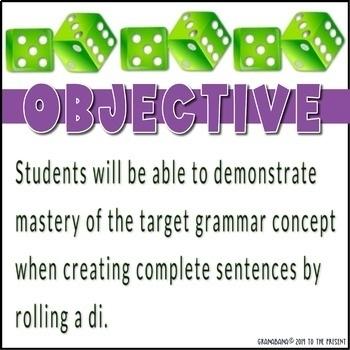 WORD ORDER Takes LAS VEGAS * a Speaking & Writing Fluency Practice Activity