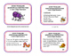 WORD PROBLEMS ADD & SUBTRACT | Creepy Crawlies Task Cards