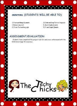 """WORD PROJECT – CREATING A 4"""" X 5 ½"""" BOOKLET/THE TRIAL OF THE BIG BAD WOLF"""