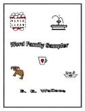 WORD SAMPLER 2