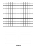 WORD SEARCH TEMPLATE 4 templates English French Spanish la