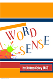 WORD SENSE